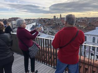 Views of Venice near Rialto