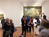 The Uffizi Gallery. Florence