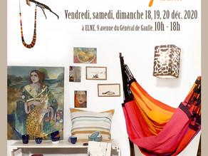 Expo 7 artistes 3 jours à Elne