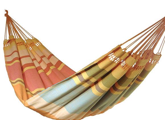 Hamac double design JOY tissage artisanale