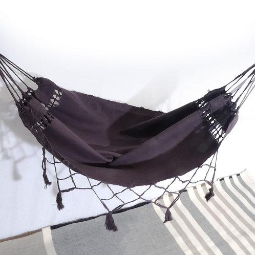 Hamac pour bébé décoratif avec franges en coton extra doux