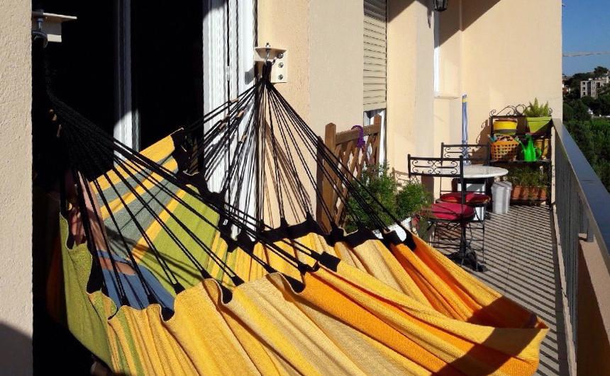 Hamac Fauteuil pour le balcon