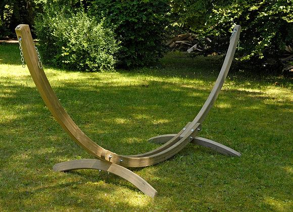 Support TROJA en bois pour grands hamacs