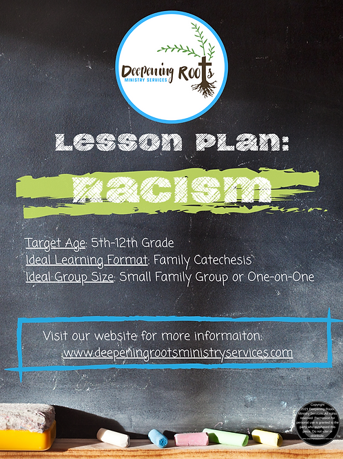 Lesson Plan on Racism (Family Model - Individual License)