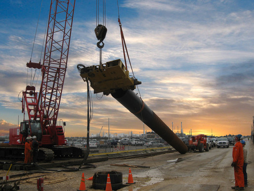 What We Do – Piling Capabilities