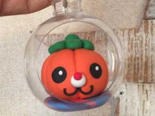 ハロウィンボール