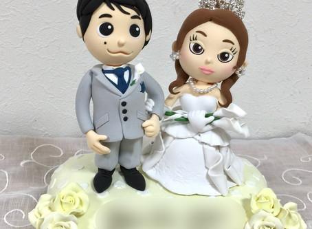 生徒さんの作品ご紹介 結婚式