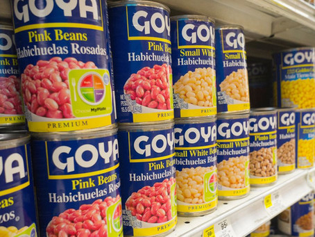 President Trump tweets support for Goya Foods amid boycott campaign