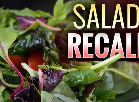 Over 200 infections linked to bagged salad sold in 8 states