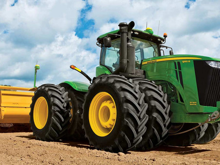 John Deere adds high-capacity X Series Combines to lineup