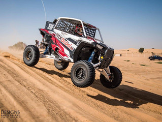 TRUTCH TAKES CONTROL OF BUGGY CLASS IN THE EDC