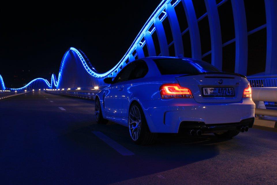 9 BMW 1M