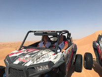 Bespoke Desert Tours Launched