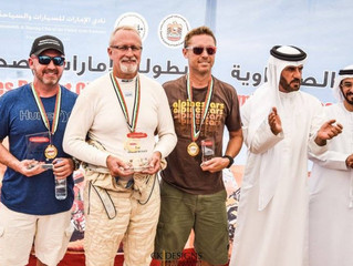 TRUTCH MAKES COMEBACK IN EMIRATES DESERT CHAMPIONSHIP