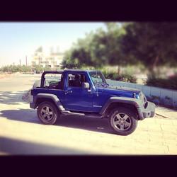 8 Jeep Wrangler