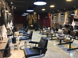 American Barbershop Interior 01