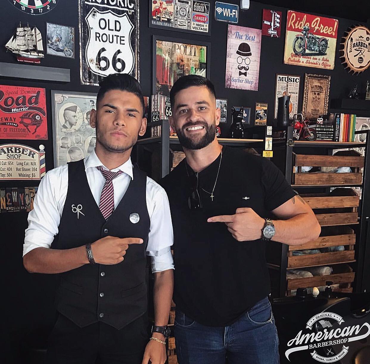 American Barbershop 08