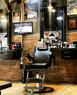 American Barbershop - Cadeira