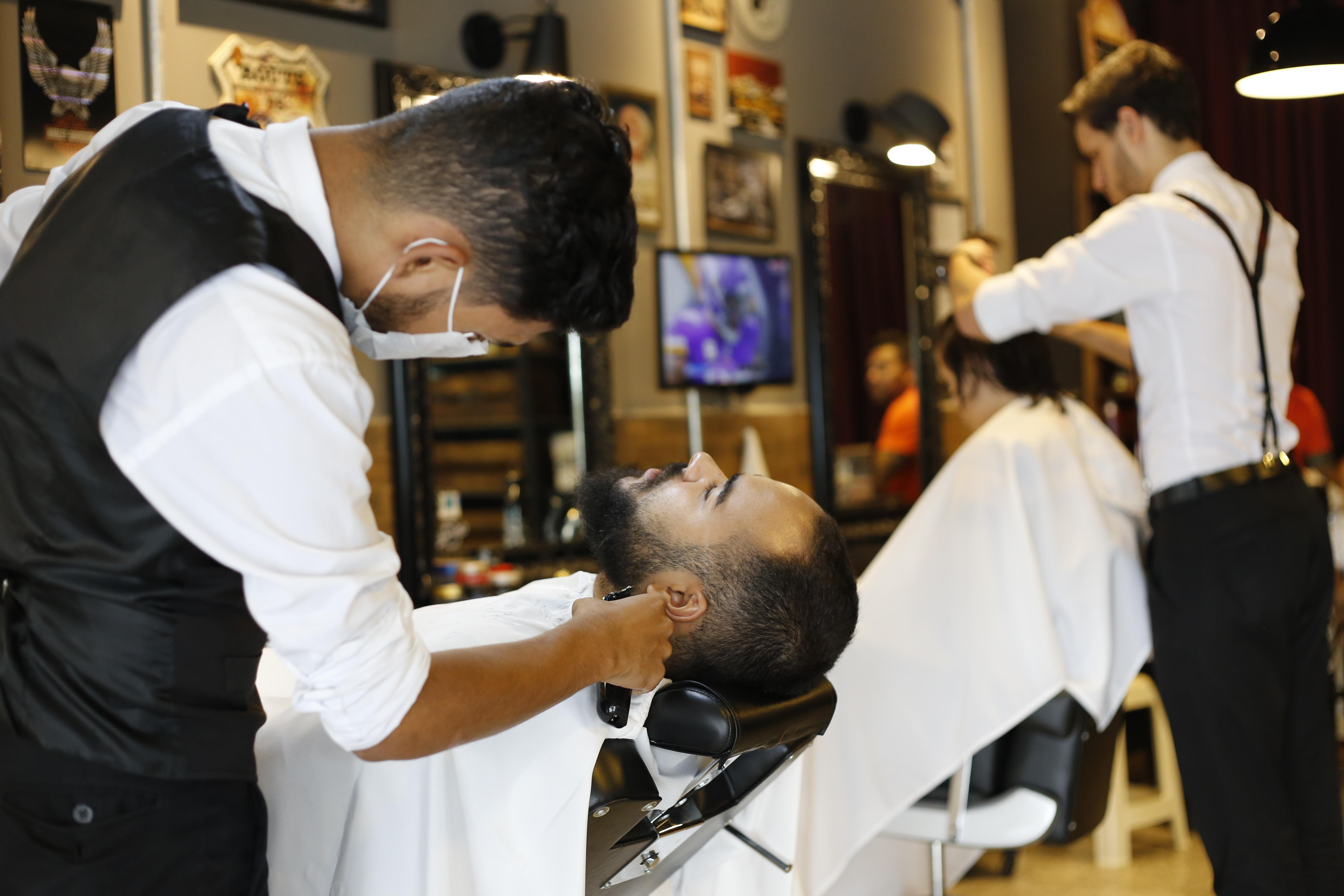 American Barbershop - Serviços 01