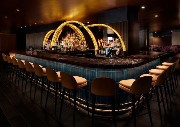 bar by David Mitchell