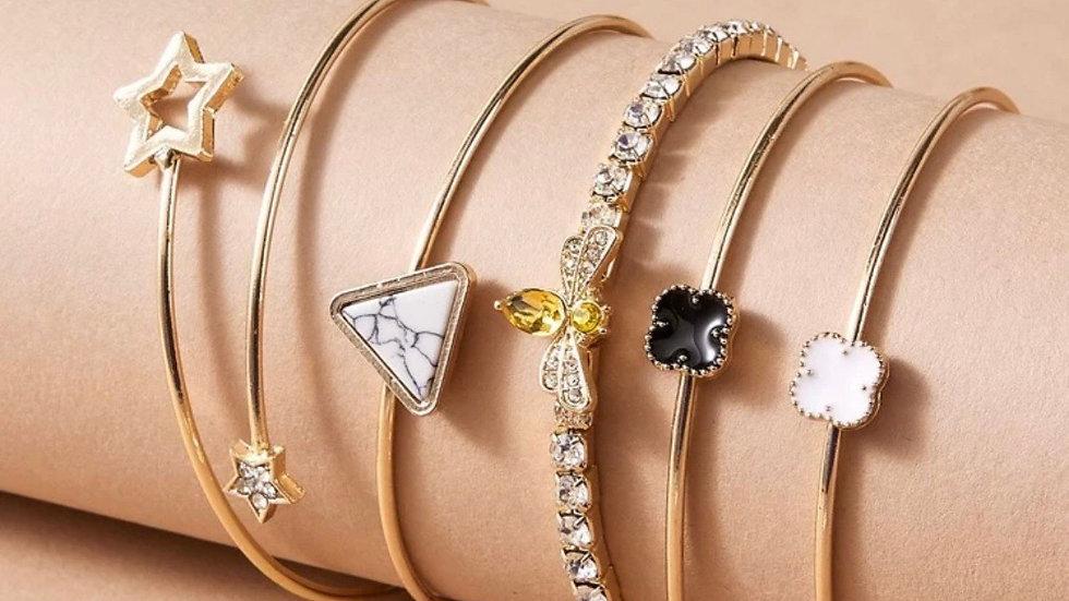 Dreamin' Bracelet Set