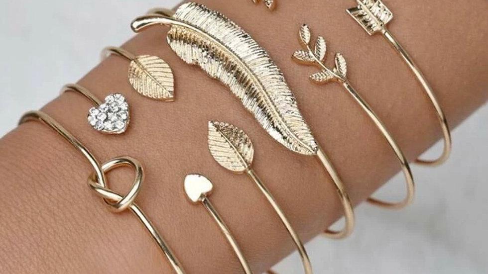 Toya (Bracelet Set)