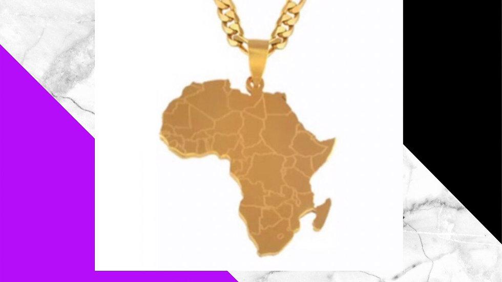 Mother Land (60cm Necklace)
