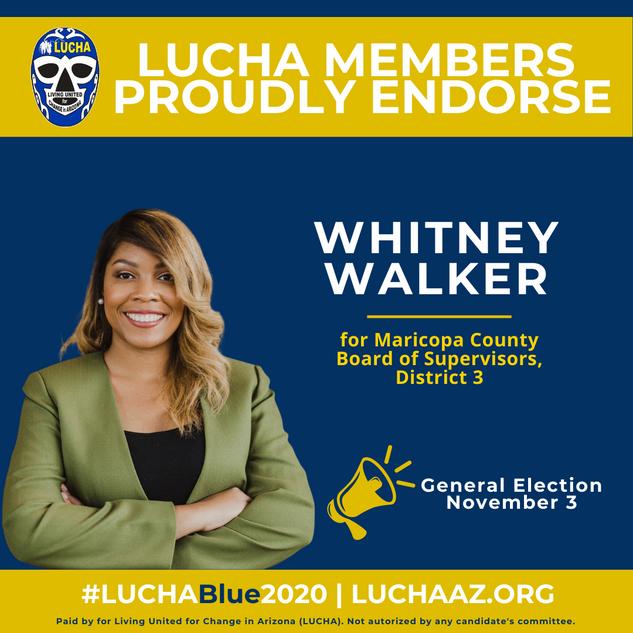 Whitney Walker