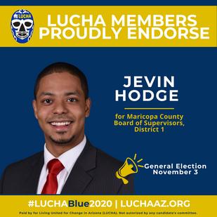 Jevin Hodge
