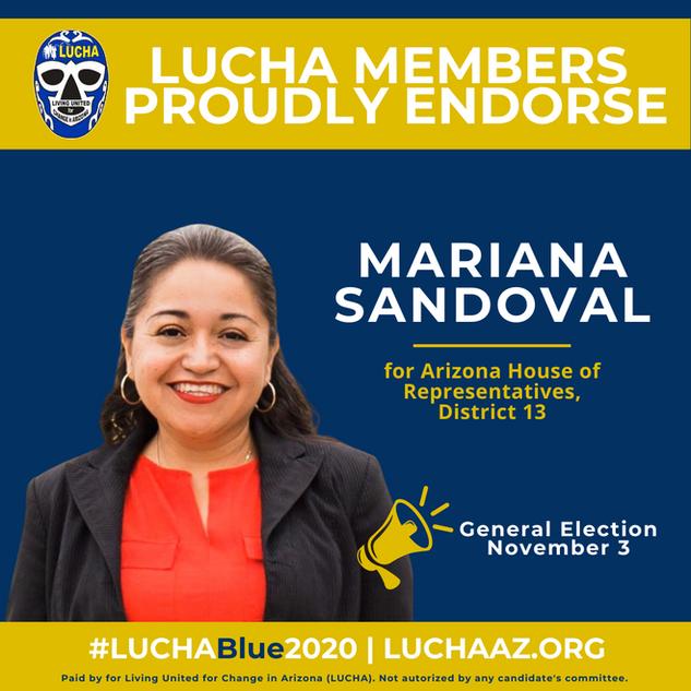 Mariana Sandoval