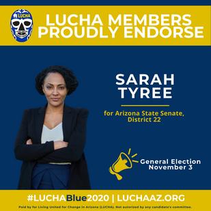 Sarah Tyree