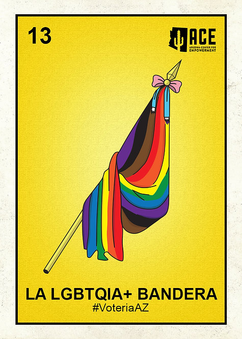 La LGBTQ+ Bandera