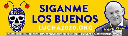 LUCHA - SIGANME LOS BUENOS - MARK KELLY.