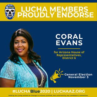 Coral Evans