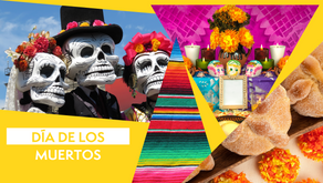 Three Reasons We Are Obsessed with Día de los Muertos