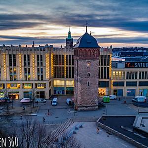 Weihnachtszeit in Chemnitz