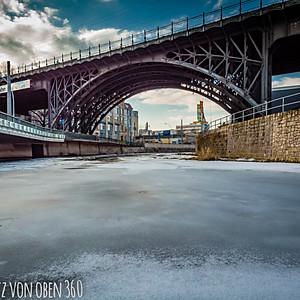 Fluss Chemnitz