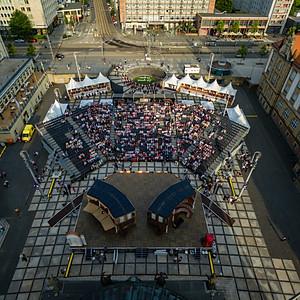 """My Fair Lady"" Premiere auf dem Opernplatz"