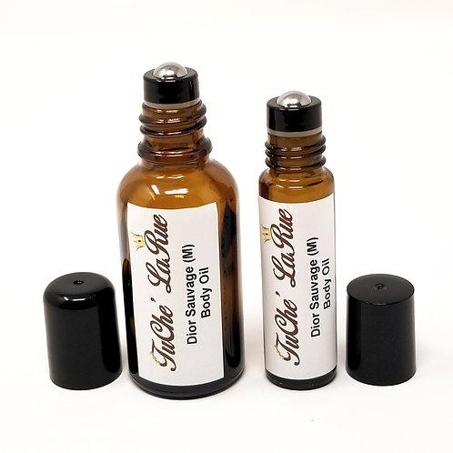 Dior Sauvage (Men) Body Oil