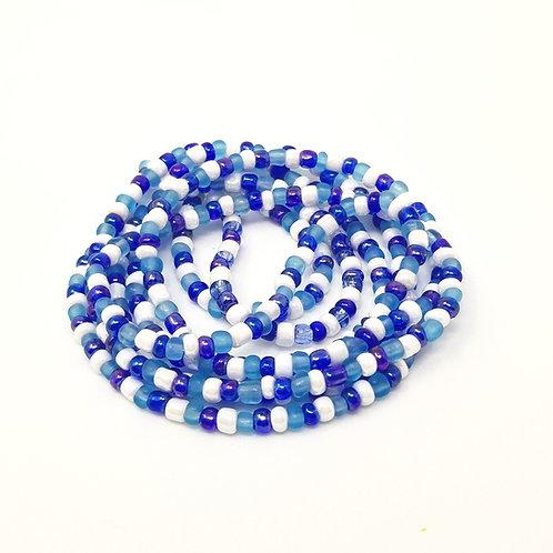 Blue Sky's Waist Beads