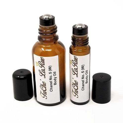 Chanel No. 5 (Women) Body Oil