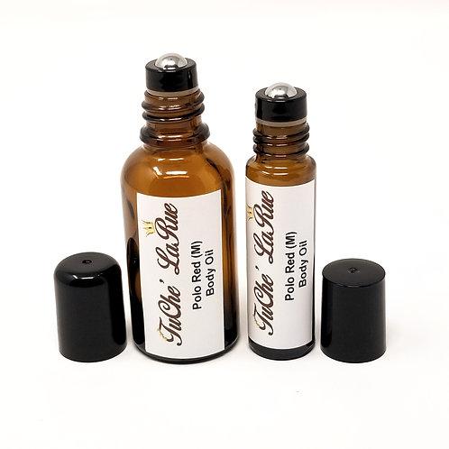Polo Red (Men) Body Oil
