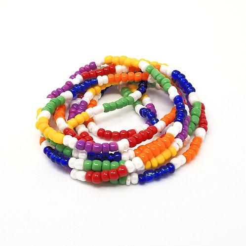 Happy Go Lucky Waist Beads