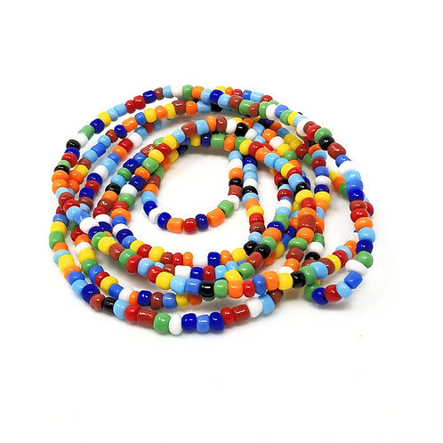 Colors Waist Beads