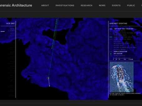Meet Forensic Oceanography