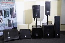 LINHA SOUNDBOX BRASIL