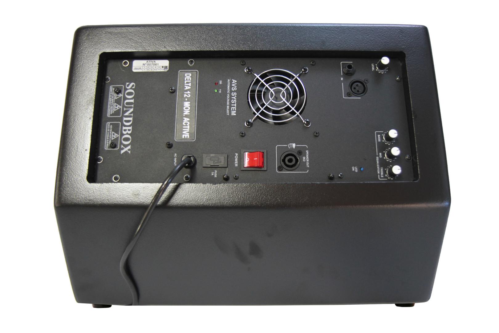 Monitor DELTA 12 A