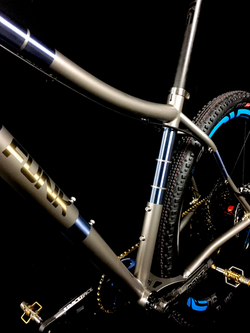 Firma with Curved Top Tube