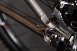 Titanium Link and Sliders