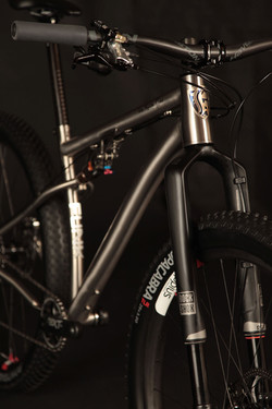 """29+ 2"""" Curved Down Tube"""